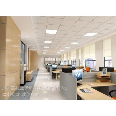 办公室装修,写字楼石膏板隔墙(图),深圳华南城办公室装修