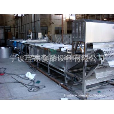 专业供应各种食品加工设备--宝杰suj板式水浴式杀菌机 高效杀菌