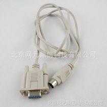 供应9针 转PS2  DB9转 PS2 转接线1M 长度可定制批发