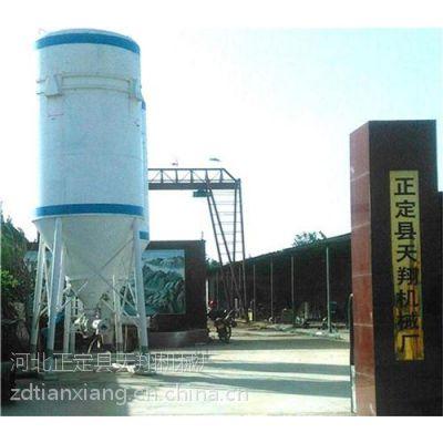 干粉砂浆储料罐,储料罐,石家庄天翔机械(已认证)