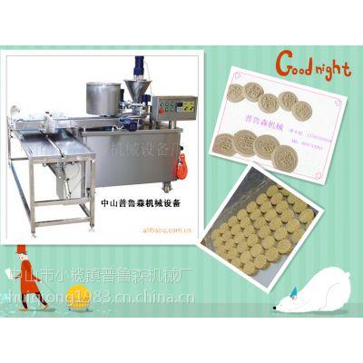 供应阳江炒米饼机厂家,中山杏仁饼机价格