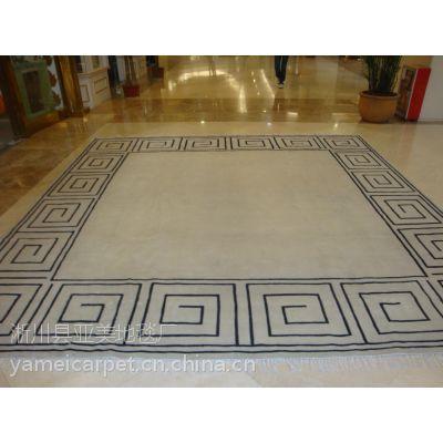 供应 丝毛合织地毯 手工地毯 真丝地毯 厂价批发