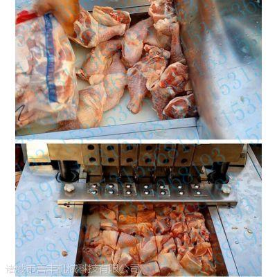 禽类剁块机,猪蹄带骨剁块机,鲜鸡剁块机