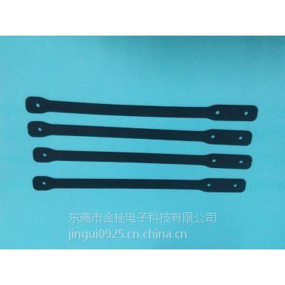东莞金桂 加工定制各种硅胶挂绳 厂牌吊绳 手机挂绳批发