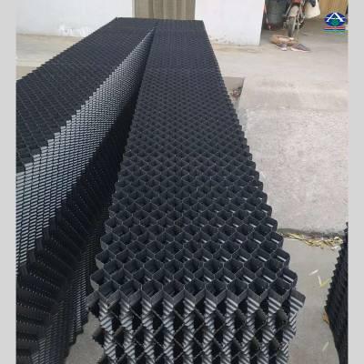 LSTN冷却塔填料 方形金日逆流塔填料 1220×305PVC填料一吨多钱 华强