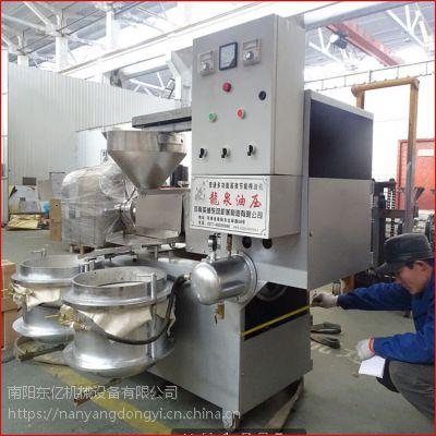 新型榨油机全自动多功能榨油机,南阳东亿机械 厂家直销