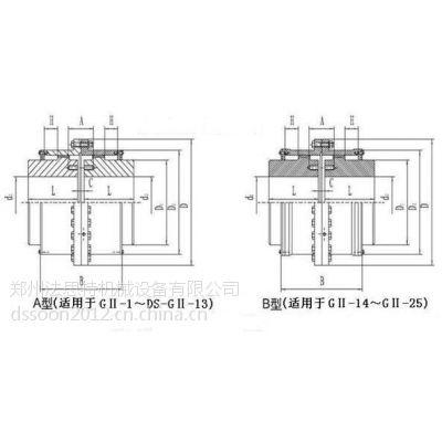 供应河北唐山GIICL鼓形齿式联轴器厂家
