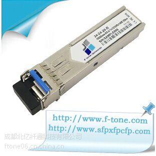 北亿纤通FTCS-M1303-02 SFP-155M双纤光模块