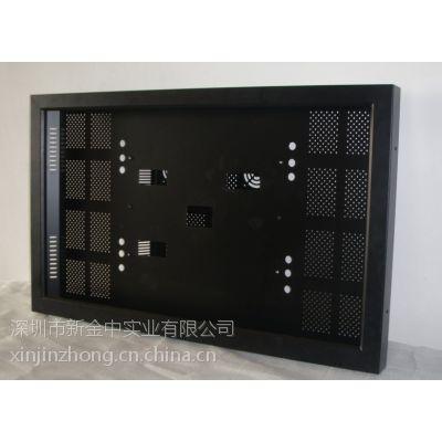 供应15-55寸系列安防、工业监视器以及显示器外壳,液晶监视器外壳