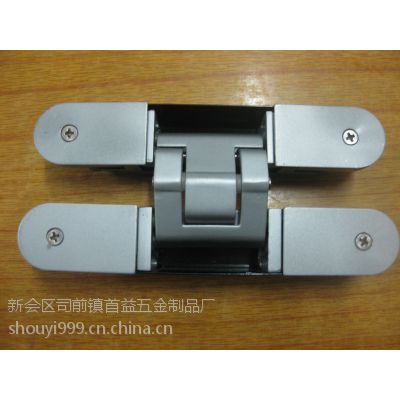 供应锌合金壳铝芯德式三维可调暗铰链AA005