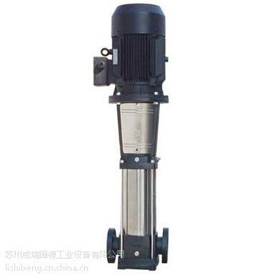 供应山东批发CDLF不锈钢空调补水泵,CDL立式多级补水泵低价销售批发