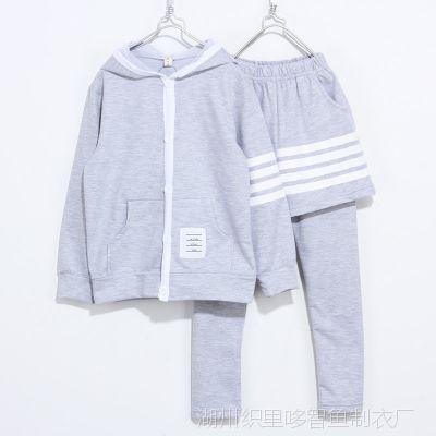 2015春装新款韩版时尚套装女童新款童套装淑女范裙裤套装童装批发