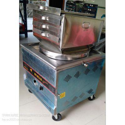 广东深圳方形带轮全自动早餐肠粉机
