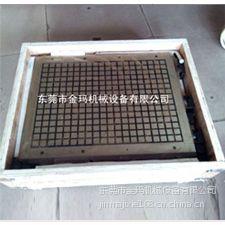 供应加工中心强力永磁吸盘400x500 超强力永磁吸盘 电脑锣永磁吸盘 铣床强力永磁吸盘