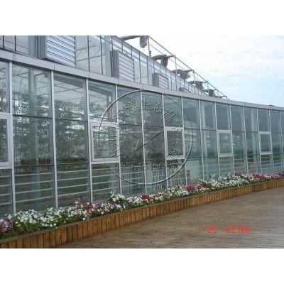 承建设计各种温室大棚—外覆材料玻璃、薄膜、PC板,热镀锌管骨架