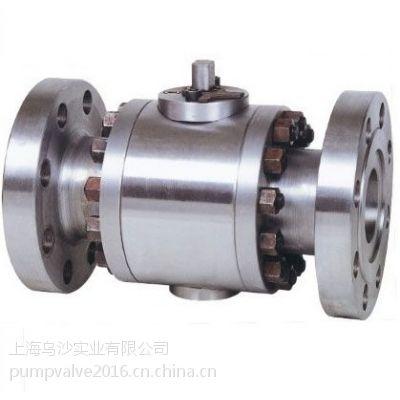 Q41H精小型三段式球阀