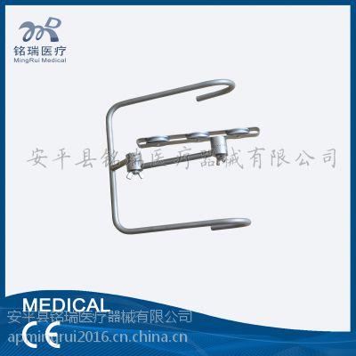 厂家直销优质不锈钢床头牵引架 腰椎盆骨颅骨踝骨腰部损伤牵引 铭瑞