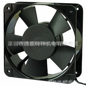 厂家批发 大量供应BA20060方形交流散热风扇,轴流风扇
