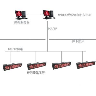 供应PJ127矿用隔爆兼本安型LED显示屏