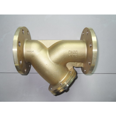 黄铜过滤器,销售各种型号黄铜过滤器,品质保证-黄铜法兰截止阀