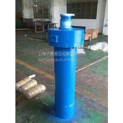 上海液压缸制造厂家,hsg系列双耳式油缸油研型号