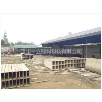供应供应厨房轻质排烟道|水泥烟道|轻质排烟道质量好-中立建材