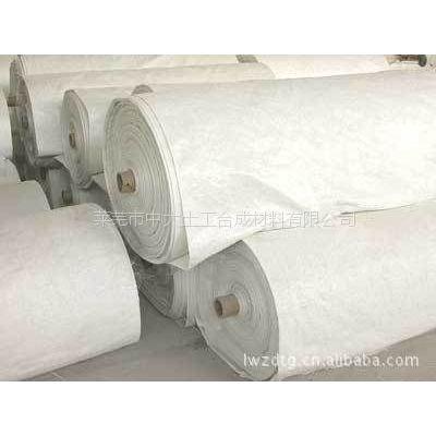 供应优质短纤针刺土工布 图