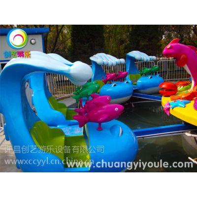 儿童游乐设备激战鲨鱼岛 公园激战鲨鱼岛游乐设备