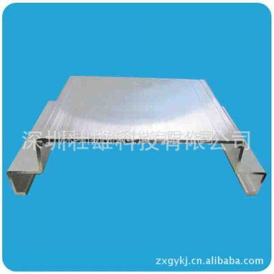供应铝制LED机箱外壳铝型材,电脑主机外壳铝材