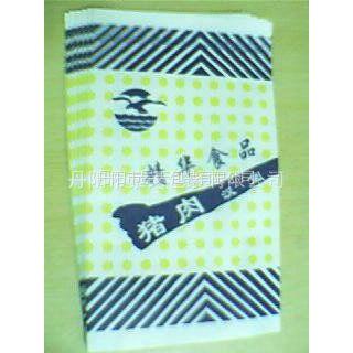 供应专业制作 凹印扁平防油纸袋食品袋