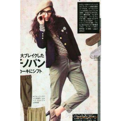 ViVi杂志日韩女装日系外贸原单SLY小西装女式外套上衣批发代理