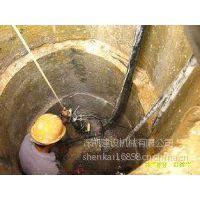 供应开挖孔桩小型拆除岩石新机械
