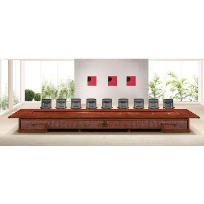 中山钜晟家具,做的办公家具,钜晟会议台JF-5080