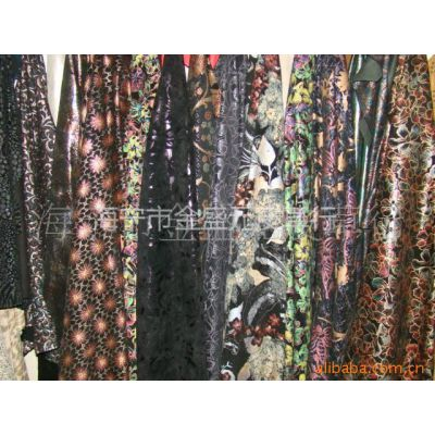 供应印花羊皮革、印花猪皮革