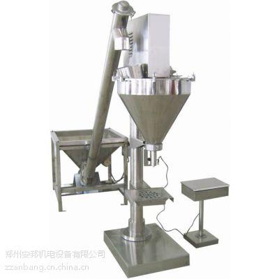 供应郑州安邦包装机公司HL-DF系列粉剂颗粒自动计量螺旋包装机