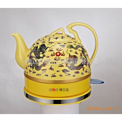 供应陶瓷电水壶彩釉 陶瓷加湿器 车载电热水杯 电磁炉 电压力锅 水壶
