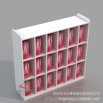 BEK13-BS18 幼儿园儿童书包专用柜 学生书包柜