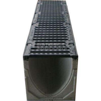 树脂混凝土【线性成品排水槽】不锈钢【缝隙式排水槽】安装 图纸深化 水利计算 现场免费指导安装