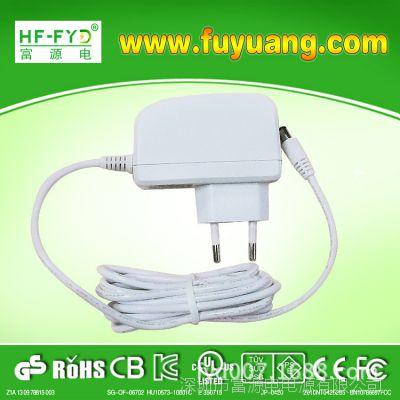 EN60335标准欧规CE认证48V0.5A  24W电源适配器