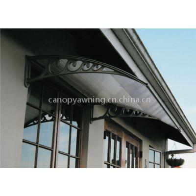 工程塑料雨篷,遮阳蓬,雨阳棚,现代新型产品!