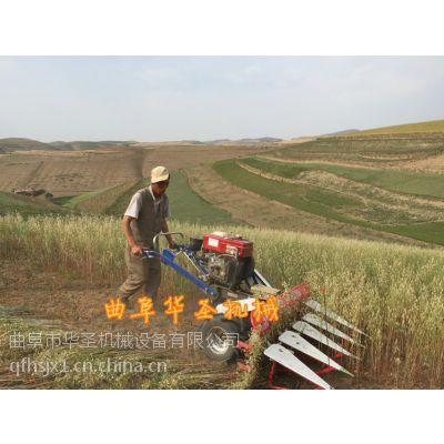 水稻辣椒割晒机 牧草链条式割晒机 玉米草割晒收割机
