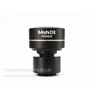 供应显微镜摄像头 SCMOS摄像头 科研级相机 MS60 明美光电