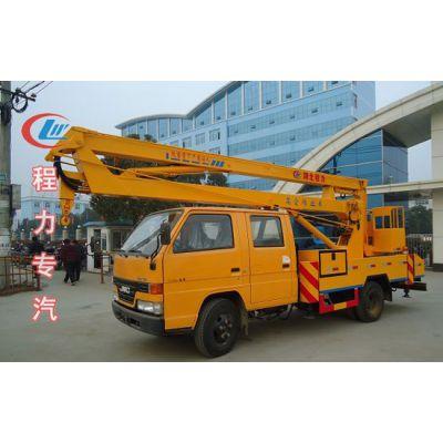 江铃12米高空作业车价格,参数,图片