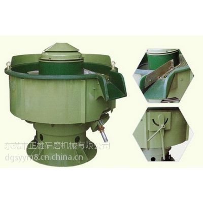 振动研磨机适用于哪些工件研磨