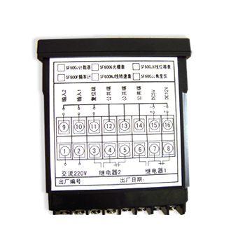 供应南昌九江赣州24v光栅尺接四倍频数显表数显改造