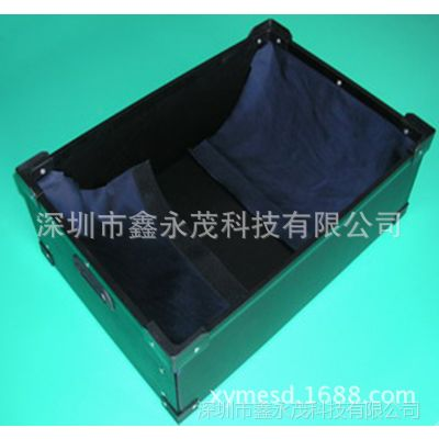 供应中空板防尘箱  沙井中空板  公明中空板塑胶箱  防静电周转箱