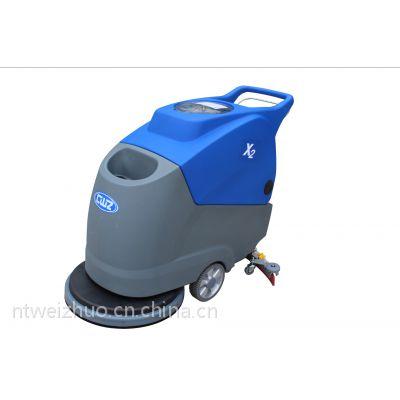 手推式洗地机、自动洗地机 环氧地面用洗地机