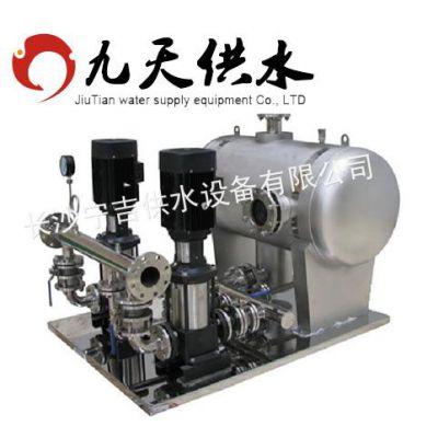 供应无负压供水设备,超越性能极限,变频给水设备