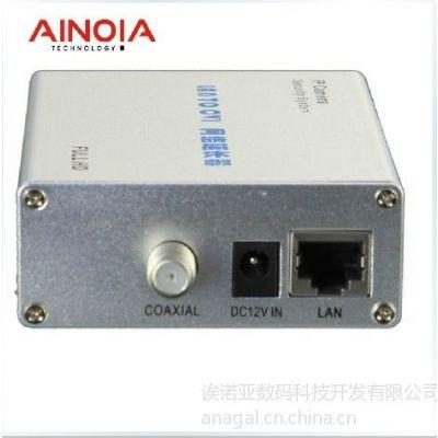 供应LAN TO CVI 2000米网络延长器 网线延长器 高清监控 中继器