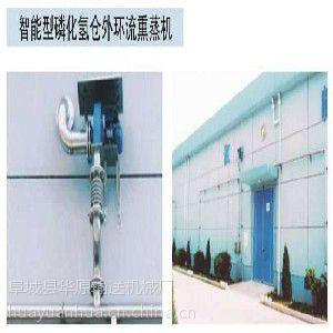 【图】固定式粮仓环流熏蒸系统优势 华原厂家满足性化需求